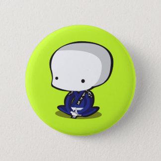 Jiu Jitsu Pinback Button