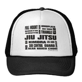 Jiu Jitsu - Terminology Trucker Hat