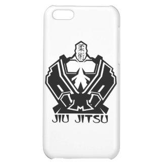 Jiu Jitsu - The Fighter Prepares iPhone 5C Case