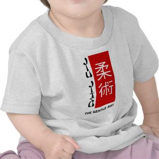 Jiu Jitsu - The Gentle Art T-shirts
