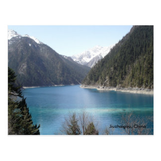Jiuzhaigou, China Postcards