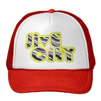 JIVE CITY Trucker Hat