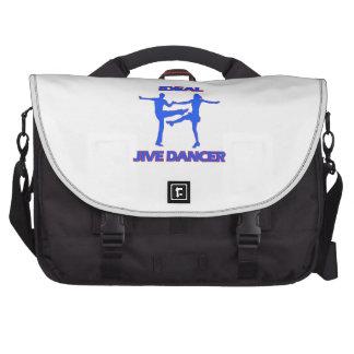 Jive dance designs computer bag