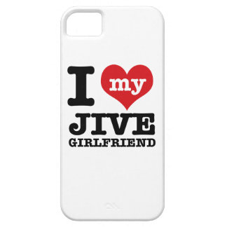 Jive dance Girlfriend designs iPhone SE/5/5s Case
