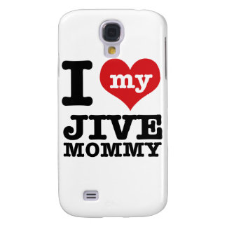 Jive Dance Mom designs Samsung Galaxy S4 Case