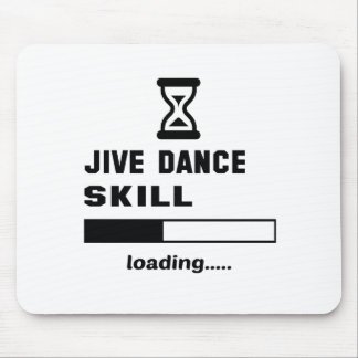 Jive dance skill Loading...... Mouse Pad