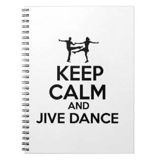 jive design spiral note books