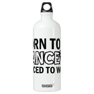 jive designs aluminum water bottle