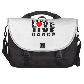 JIVE Designs Commuter Bag