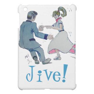 Jive Fun! swing dancing rock and roll iPad Mini Case