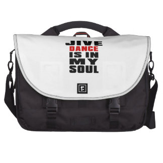 JIVE is in my Soul Laptop Commuter Bag