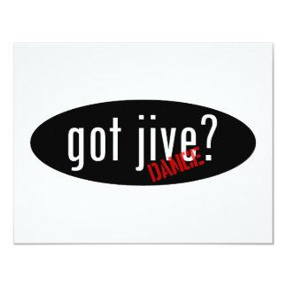 Jive Items – got jive Card