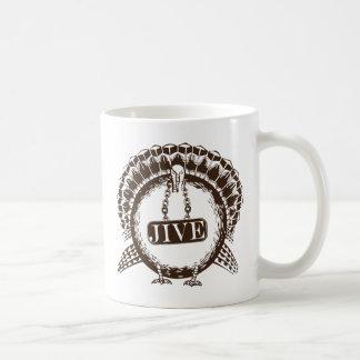 Jive Turkey Classic White Coffee Mug