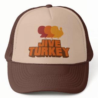 Jive Turkey Retro Trucker Hat
