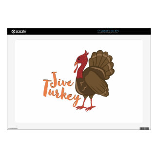 Jive Turkey Skin For Laptop