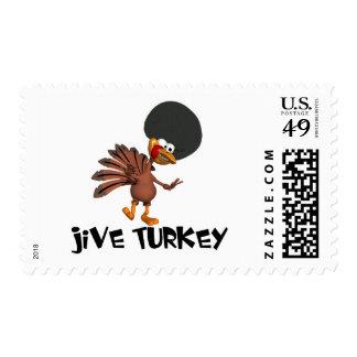 Jive Turquía Estampillas