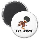 Jive Turquía Iman De Frigorífico