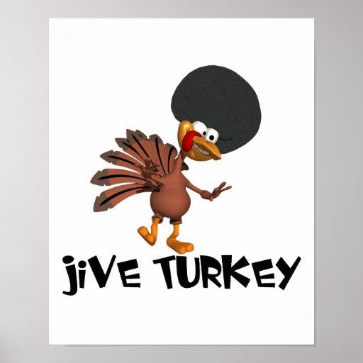 Jive Turquía Póster