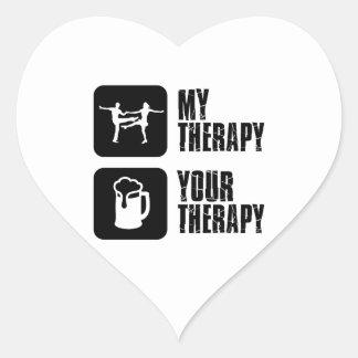 jives my therapy sticker