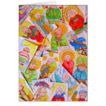 Jizo Affirmations Stationery Note Card