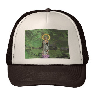 Jizo Mesh Hats