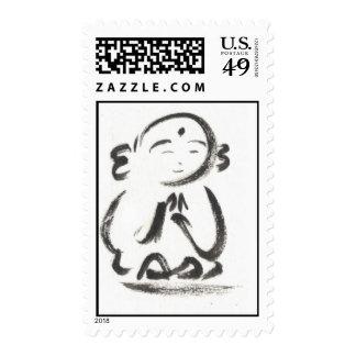 Jizo Stamps
