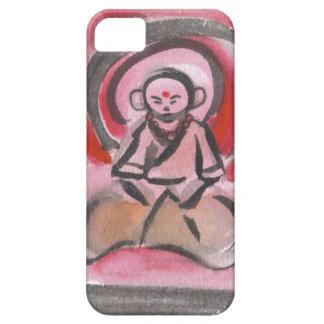 Jizo the Monk Meditating iPhone SE/5/5s Case