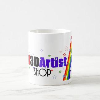 JJ3DArtistLOGO Coffee Mug