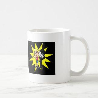 Jjbob+taza de café del skele taza