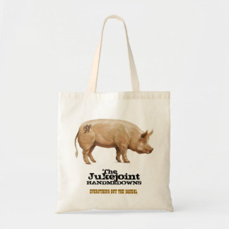 JJHD 'squeal' Tote Bag