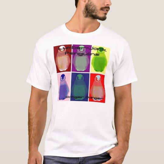 jjhj, Lumber-Jack Penguins, Wanger Danger, . T-Shirt