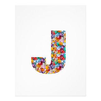 JJJ for JEWEL .. gift to make some SMILE n ADORE Letterhead