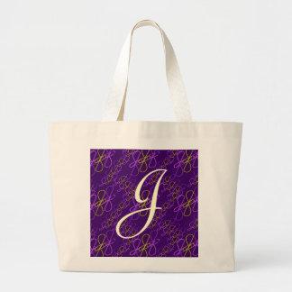 JjParade Amazing Grape Jumbo Tote Bag