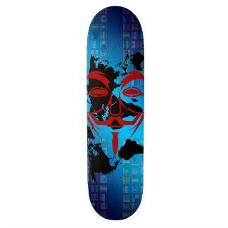 JK16 APPAREL - guy Fauxes Skateboard Deck