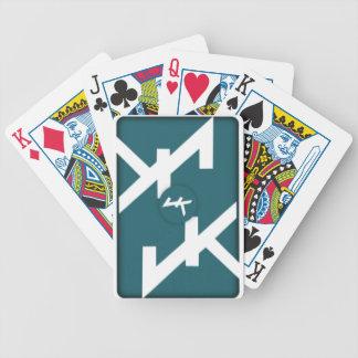 JK cards (weird Blue)