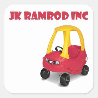 JK Ramrod Sticker