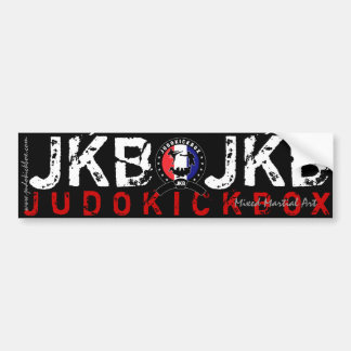 JKB Bumper Sticker 2