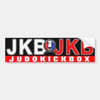 JKB Bumper Sticker Car Bumper Sticker