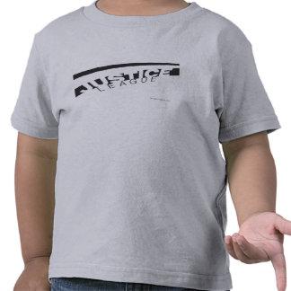 JL B W Skewed T-shirts