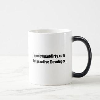 JL- coffee mug