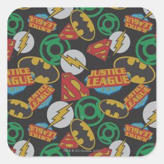 JL Core Supreme 2 Square Sticker