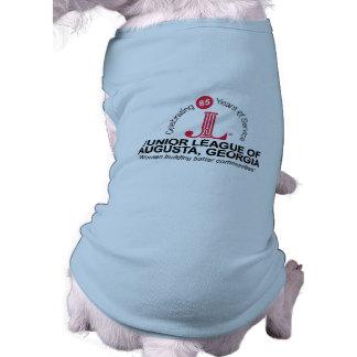 JLA 85th Doggie Ribbed Tank Top Doggie Tee Shirt