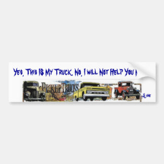 JLane* Bumper Sticker Collection