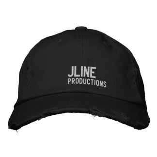 JLine, Productions Embroidered Baseball Hat