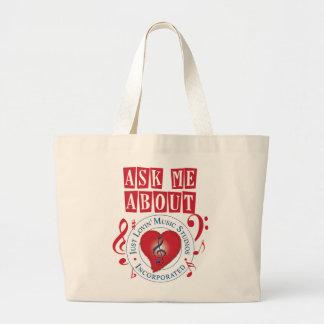 JLMS Custom Large Tote Bag Jumbo Tote Bag