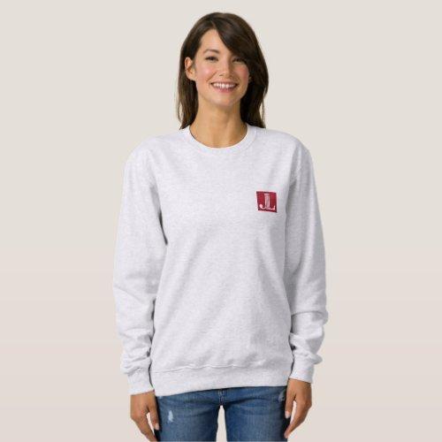 JLR Crew-Neck Sweatshirt