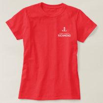 JLR Crew Neck T-Shirt