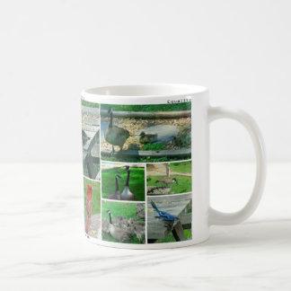 JM-inspired Collage Mug
