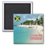 JM - Jamaica - Montego Bay - Cave Beach del doctor Imán Cuadrado