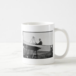 jm johnson classic white coffee mug